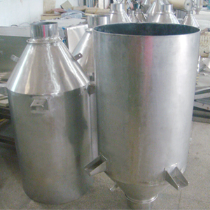 Sheet Metal Pressure Container